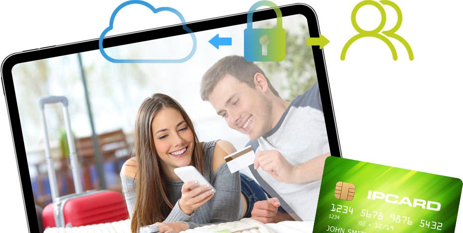 IPCARD cobros Seguros con tarjeta para hoteles