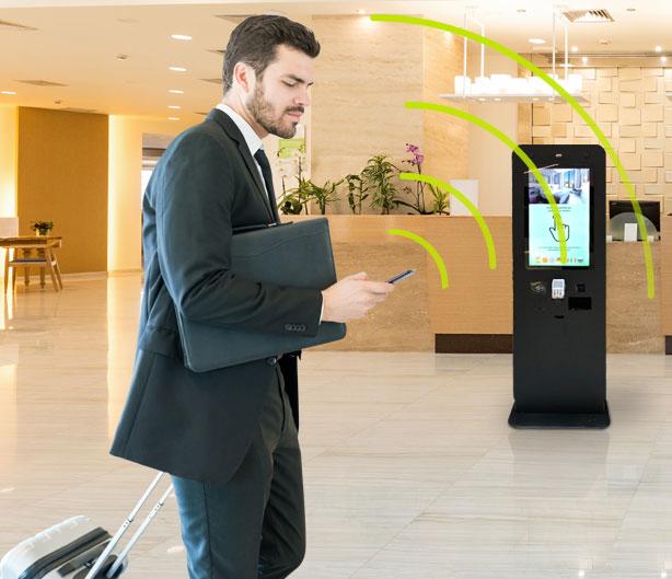 programas hoteles checkin automatico TOTEM