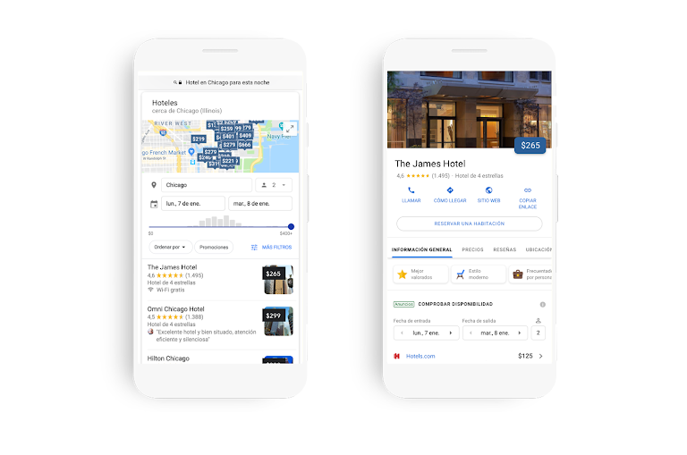 Como dar de alta hotel en hotel ads de google
